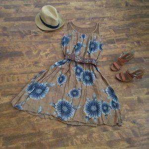 Perfect Light & Breezy Boho Summer Dress